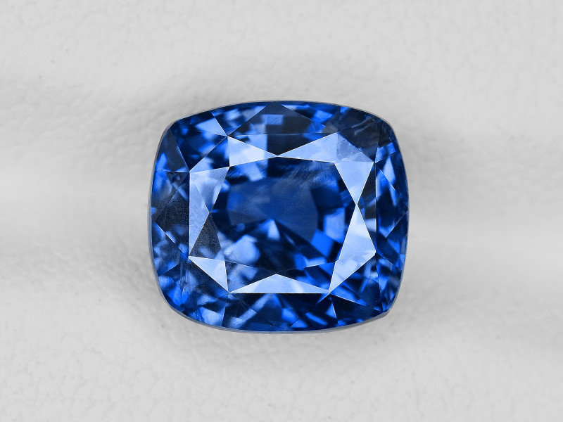 Blue Sapphire, 5.77ct - Mined in Sri Lanka | Certified by GIA & GRS