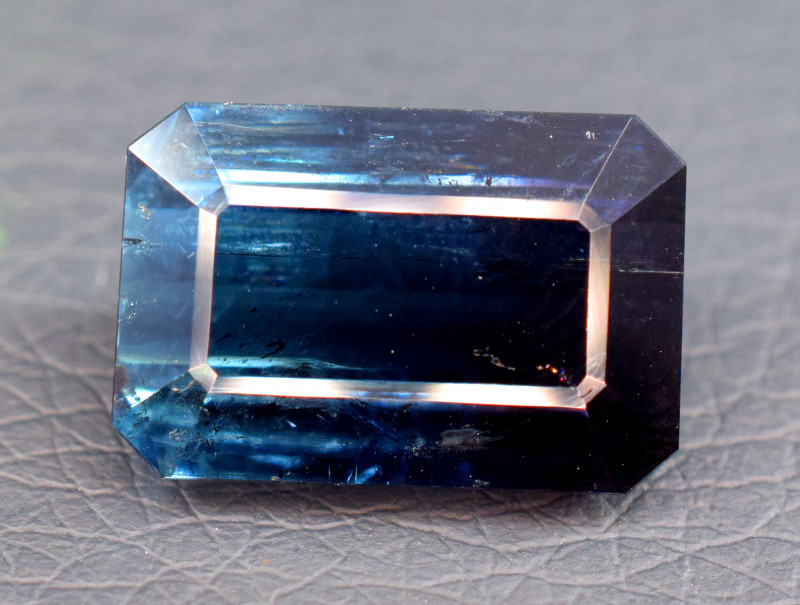 GGL Certified 13.40 Carats Natural Indicolite Tourmaline Gemstones