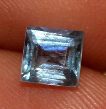 0.40 Crt Untreated Natural Aquamarine Loose Gemstone 8