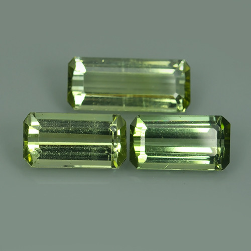 6.30 CTS AWESOME NATURAL OCTOGON GREEN TOURMALINE