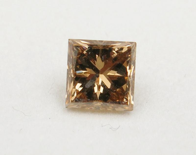 1.01 Natural Brown Diamond