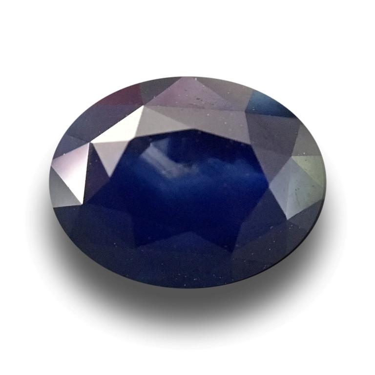 Natural Dark Blue Sapphire |Loose Gemstone|New| Sri Lanka