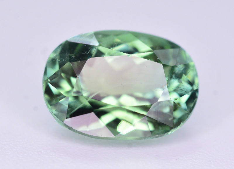 Superb Color 1.45 Ct Natural Tourmaline From Afghanistan. RA5