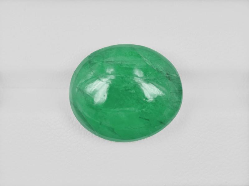 Emerald, 17.28ct- Mined in Russia