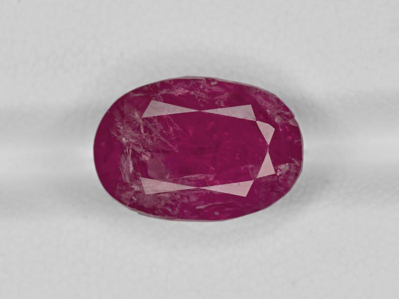 Ruby, 9.12ct - Mined in Burma | Certified by IGI