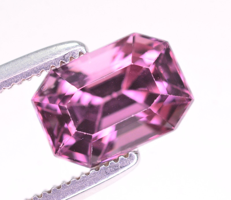 Amazing Color 1.80 Ct Natural Mogoc Pink spinel
