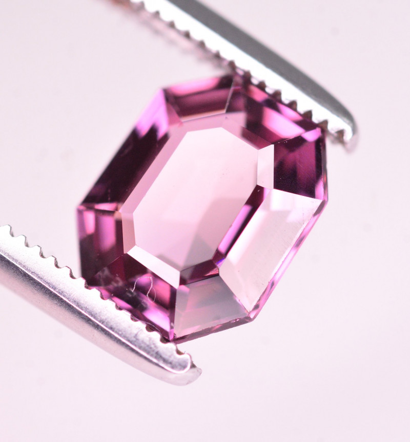 Amazing Color 1.40 Ct Natural Mogoc Pink spinel
