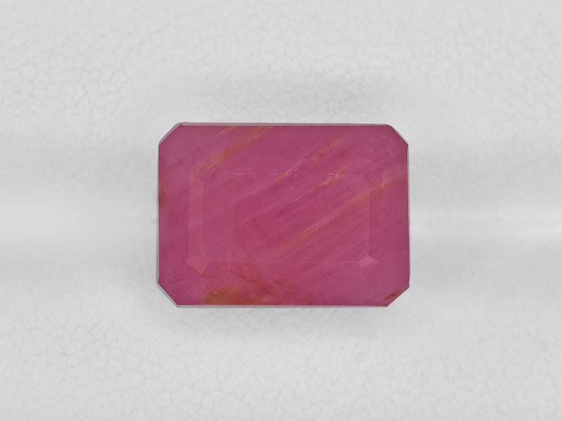 Ruby, 13.33ct - Mined in Guinea | Certified by IGI