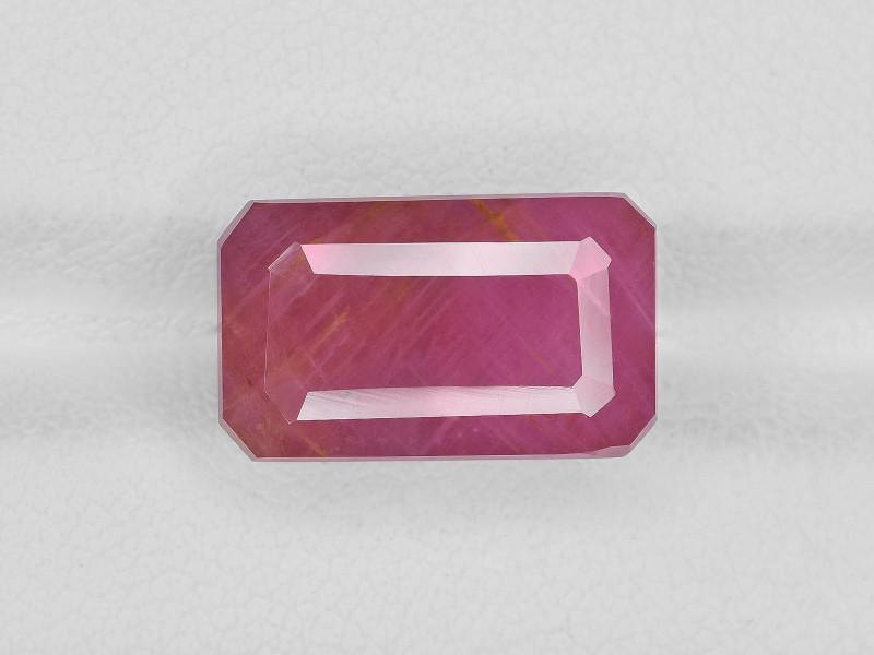 Ruby, 13.14ct - Mined in Guinea   Certified by IGI