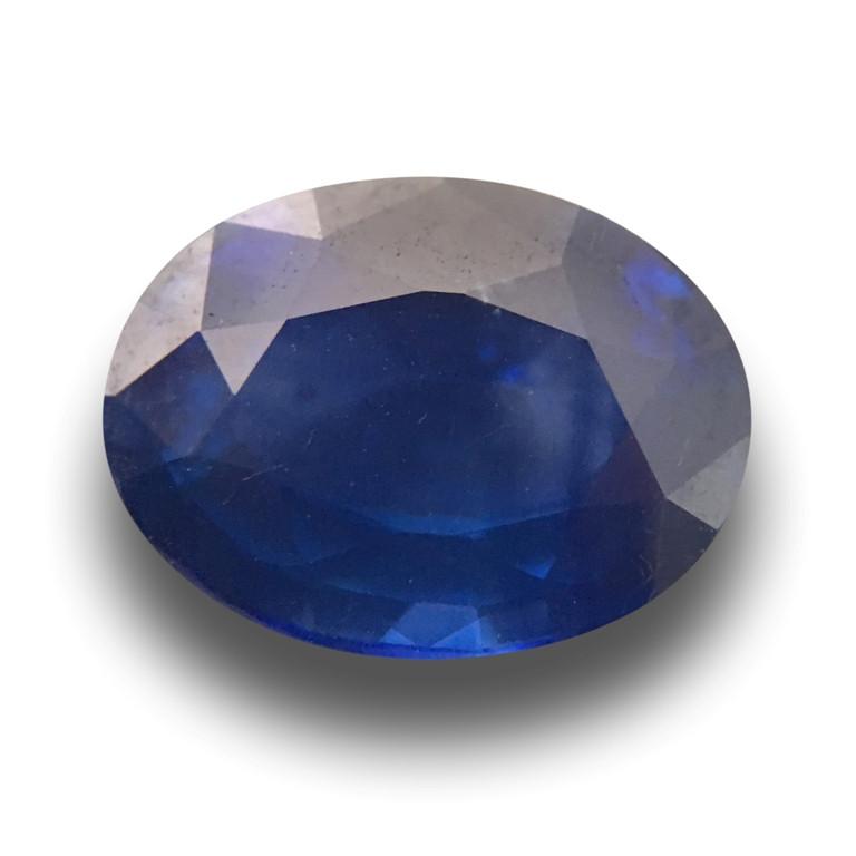 Natural Royal Blue Sapphire  Loose Gemstone New  Sri Lanka