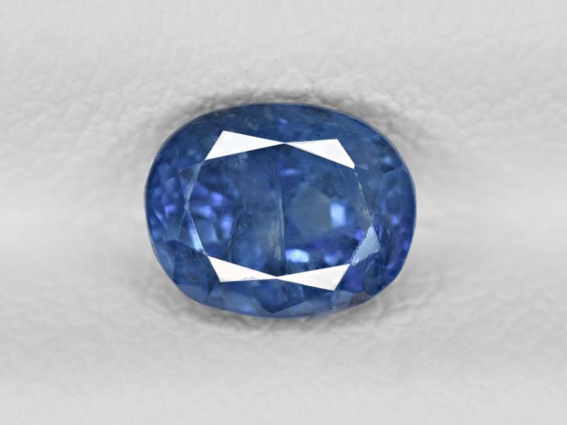 Blue Sapphire, 1.16ct - Mined in Kashmir   Certified by IGI