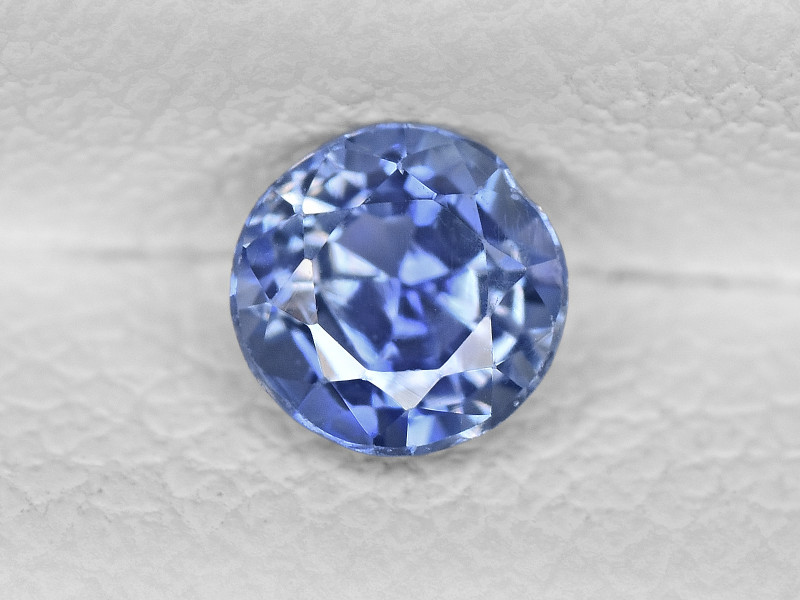 Blue Sapphire, 0.49ct - Mined in Kashmir | Certified by GIA & IGI