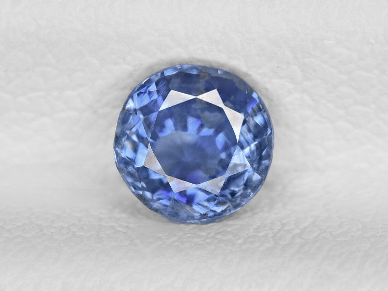 Blue Sapphire, 0.62ct - Mined in Kashmir | Certified by GIA & IGI