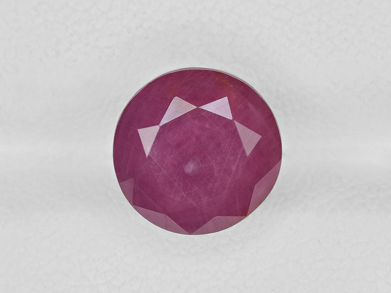 Ruby, 7.57ct - Mined in Liberia | Certified by IGI