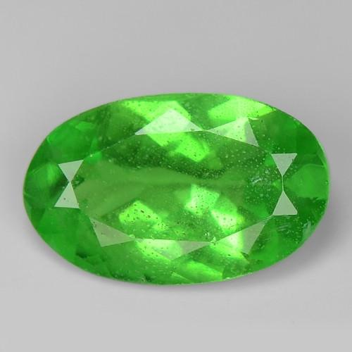 0.90 Ct Tsavorite Garnet Sparkling Luster Gemstone TS 24