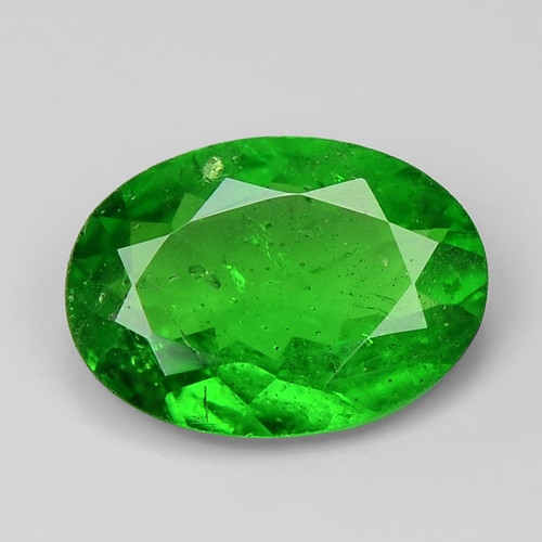0.60 Ct Tsavorite Garnet Sparkling Luster Gemstone TS 30