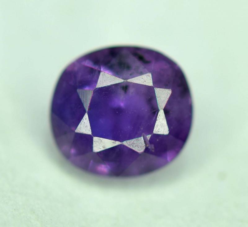 0.50 Carats Rare Natural Kashmir Blue Sapphire Gemstone From Pakistan