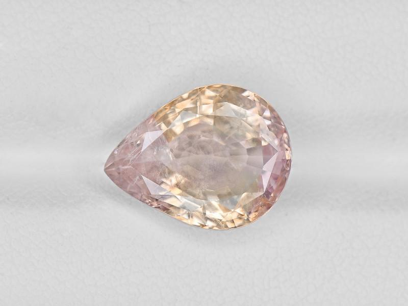 Fancy Sapphire, 7.06ct - Mined in Sri Lanka | Certified by IGI