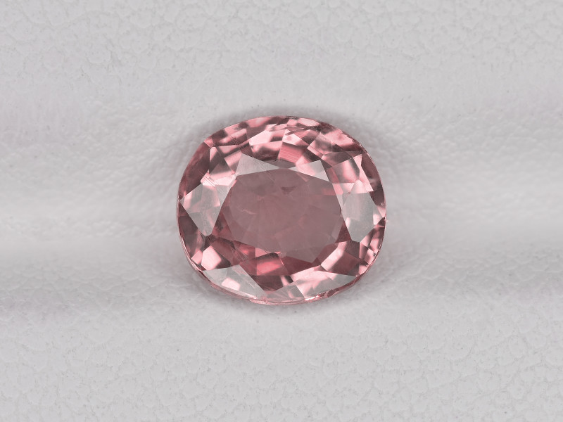 Pink Sapphire, 2.00ct - Mined in Madagascar   Certified by AIGS