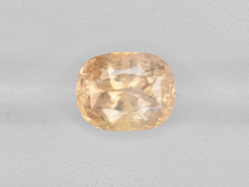 Yellow Sapphire, 6.18ct - Mined in Sri Lanka | Certified by IGI