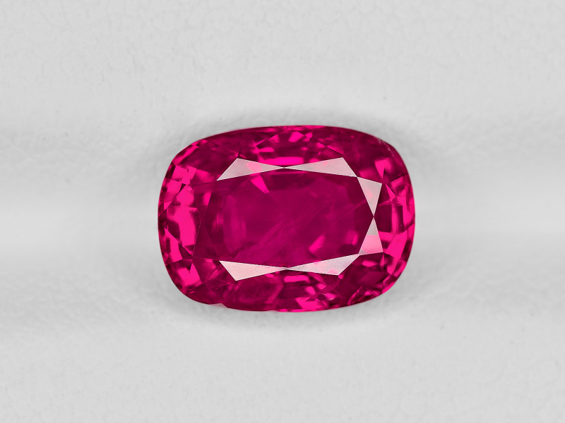 Ruby, 3.12ct - Mined in Burma | Certified by GII