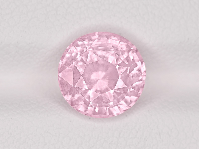 Pink Sapphire, 3.57ct - Mined in Madagascar | Certified by GRS