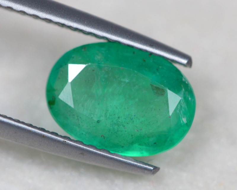 1.80ct Natural Zambia Green Emerald Lot GW4049