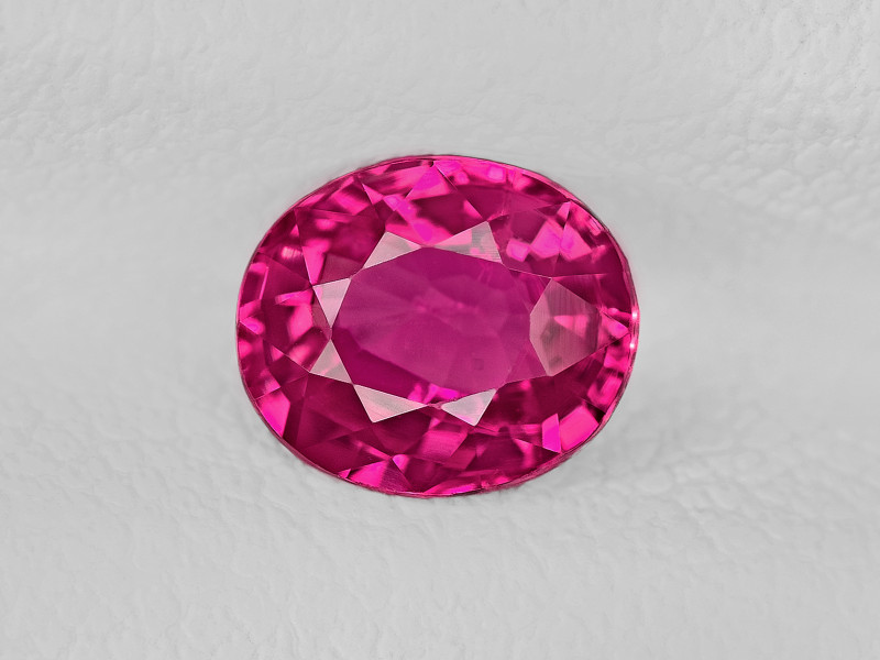 Ruby, 1.05ct - Mined in Mozambique | Certified by IGI