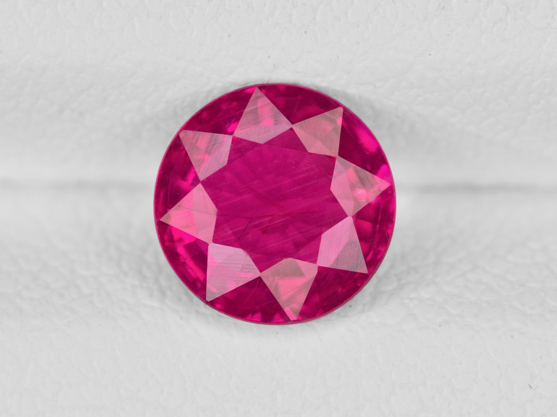 Ruby, 1.34ct - Mined in Mozambique | Certified by IGI