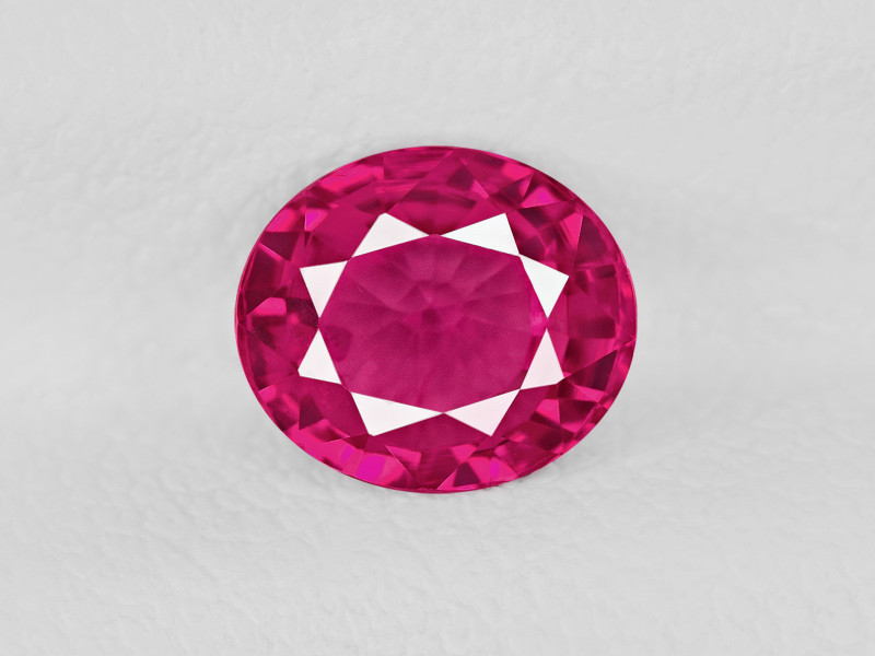 Ruby, 1.00ct - Mined in Mozambique | Certified by IGI