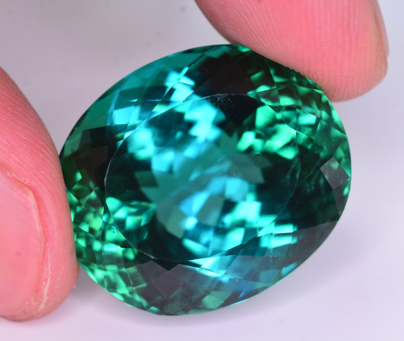 62.45 CT NATURAL SPODUMENE GEMSTONE
