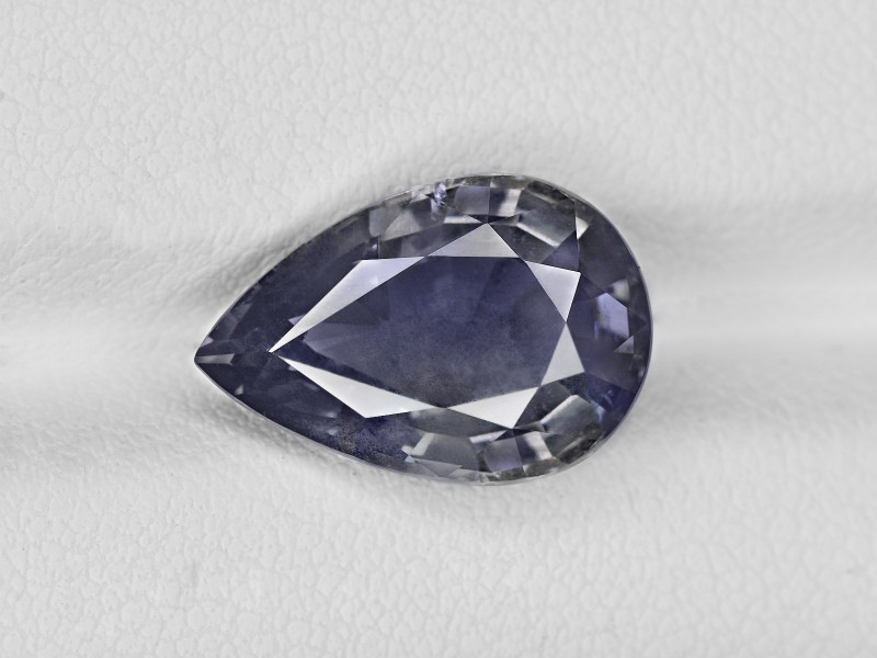 Color Change Sapphire, 7.20ct - Mined in Tanzania   Certified by AIGS