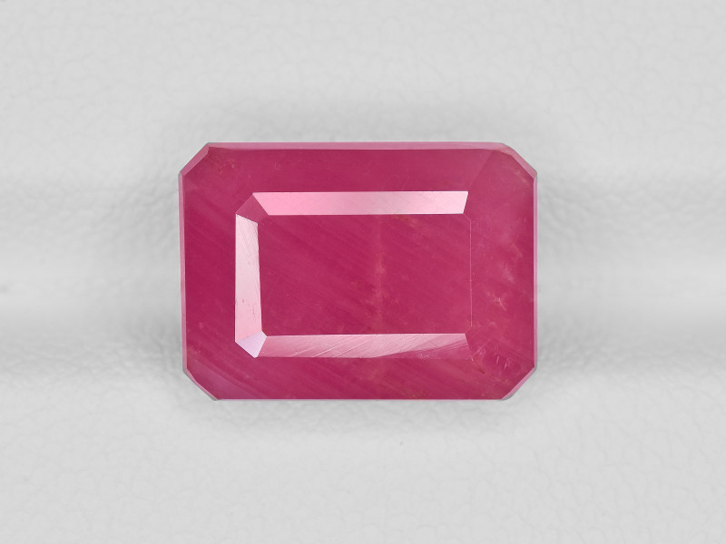 Ruby, 9.20ct - Mined in Guinea   Certified by GII