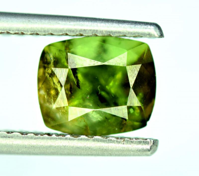 No Reserve - 2.15 Carats Bi Color Afghan Tourmaline Gemstone