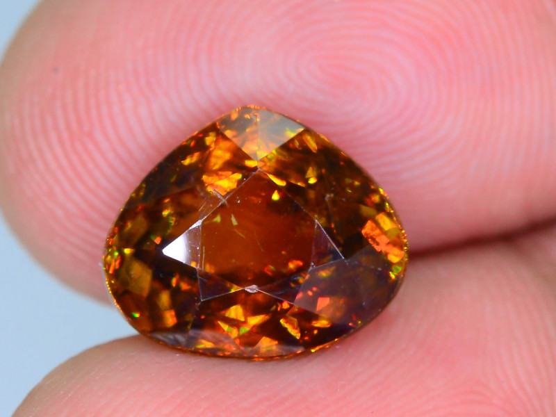 AAA Brilliance 5.02 ct Imperial Sphene Sku-40