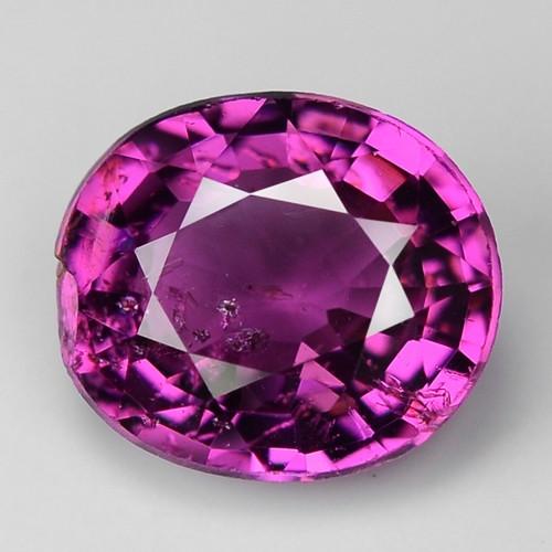 0.95 Ct Natural Grape Garnet Top Quality Gemstone. GG 05