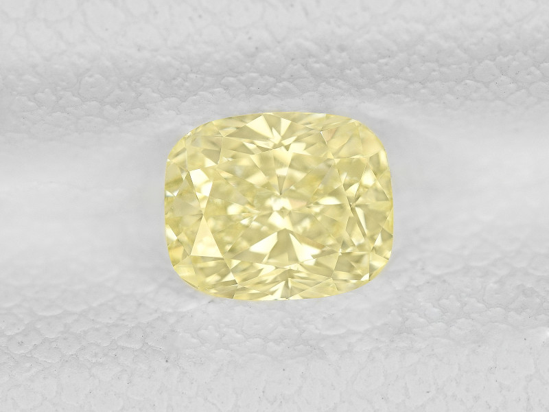 Diamond, 0.63ct - Mined in South Africa | Certified by IGI