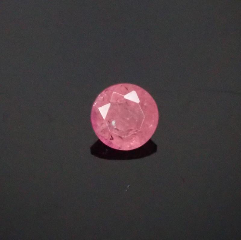 .17ct Red Beryl Round