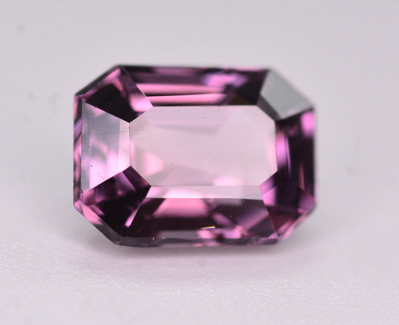 Amazing Color 1.35 Ct Natural Mogoc Pink spinel