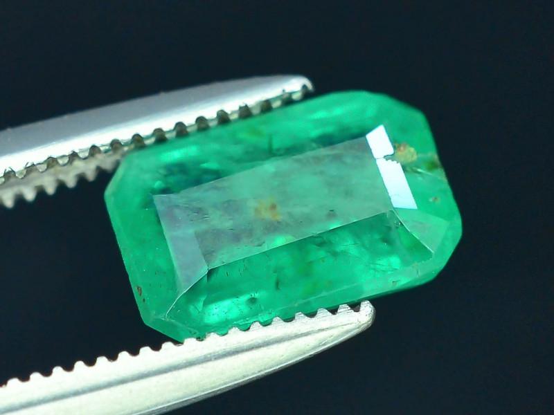 Top Color 1.25 ct Zambian Emerald