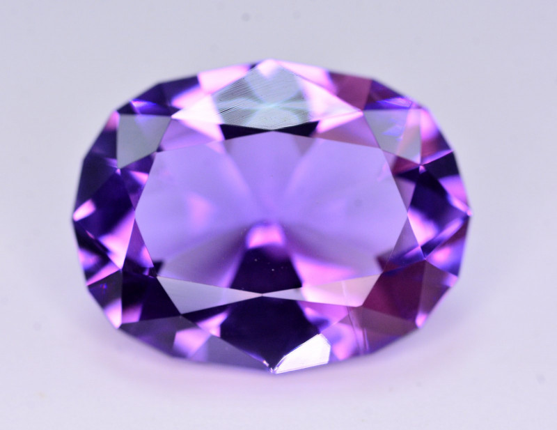 19.25 Ct Top Quality Natural Amethyst ~ Uruguay