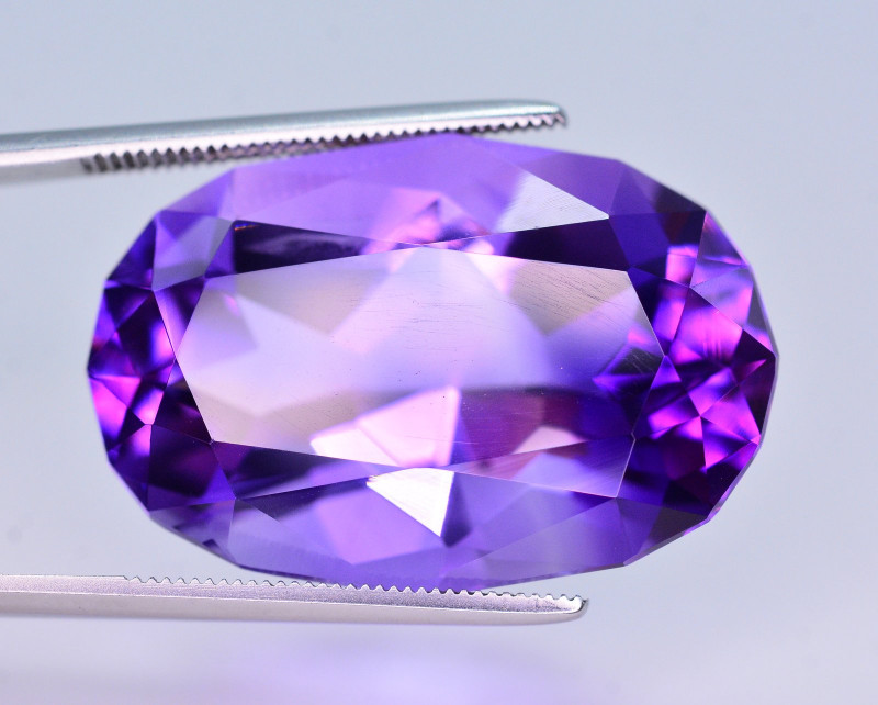 31.50 Ct Top Quality Natural Amethyst ~ Uruguay