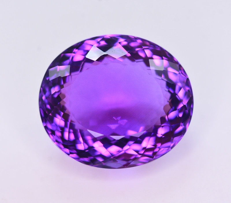 23.85 Ct Top Quality Natural Amethyst ~ Uruguay