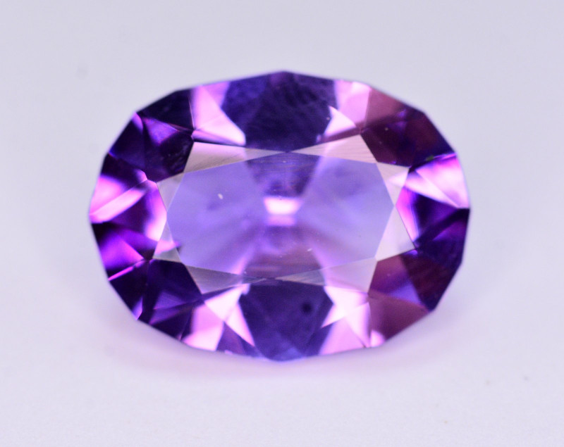 6.15 Ct Top Quality Natural Amethyst ~ Uruguay