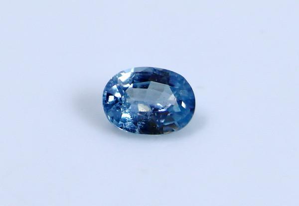 0.95 CT Certified|GGTI~ Blue Sapphire Gemstone