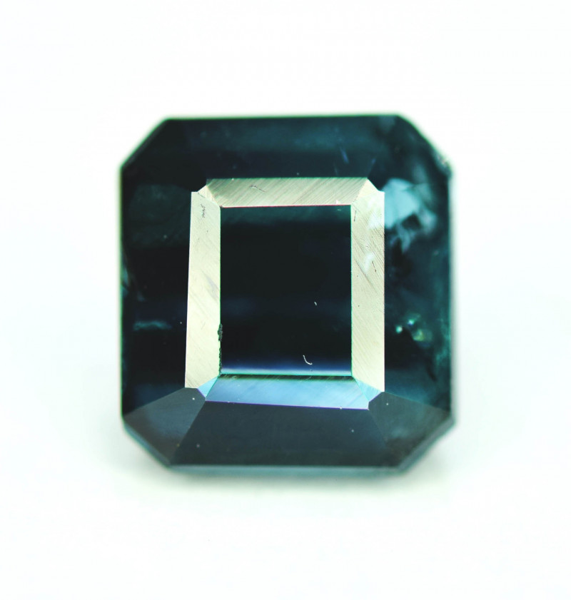 1.55 CT Indicolite Color Natural Tourmaline Gemstone
