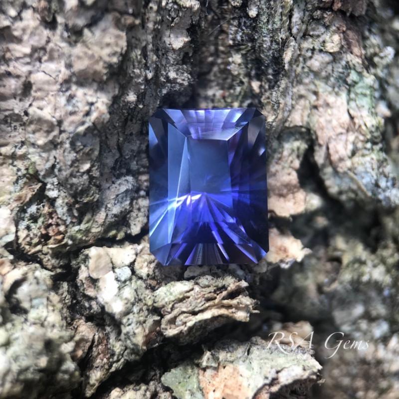 Natural Tanzanite - 3.70 carats