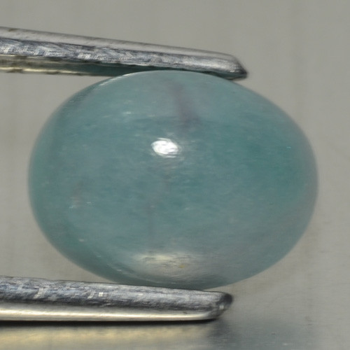 2.31 Cts GIT Certified Blue Green Natural
