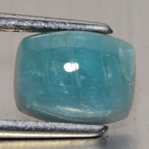 3.00 Cts GIT Certified Blue Green Natural