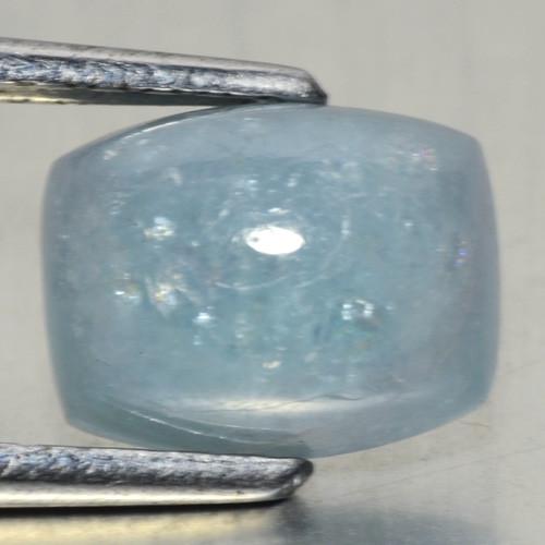 2.44 Cts GIT Certified Blue Green Natural  Paraiba Gemstone